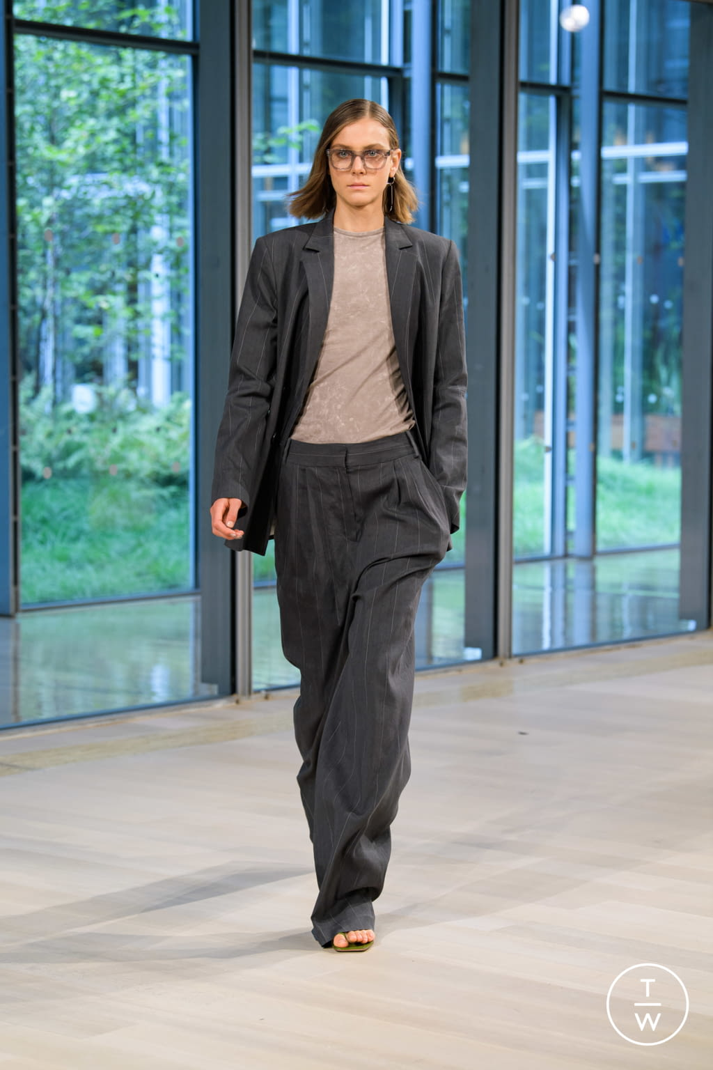 Fashion Week New York Spring/Summer 2020 look 17 from the Tibi collection 女装