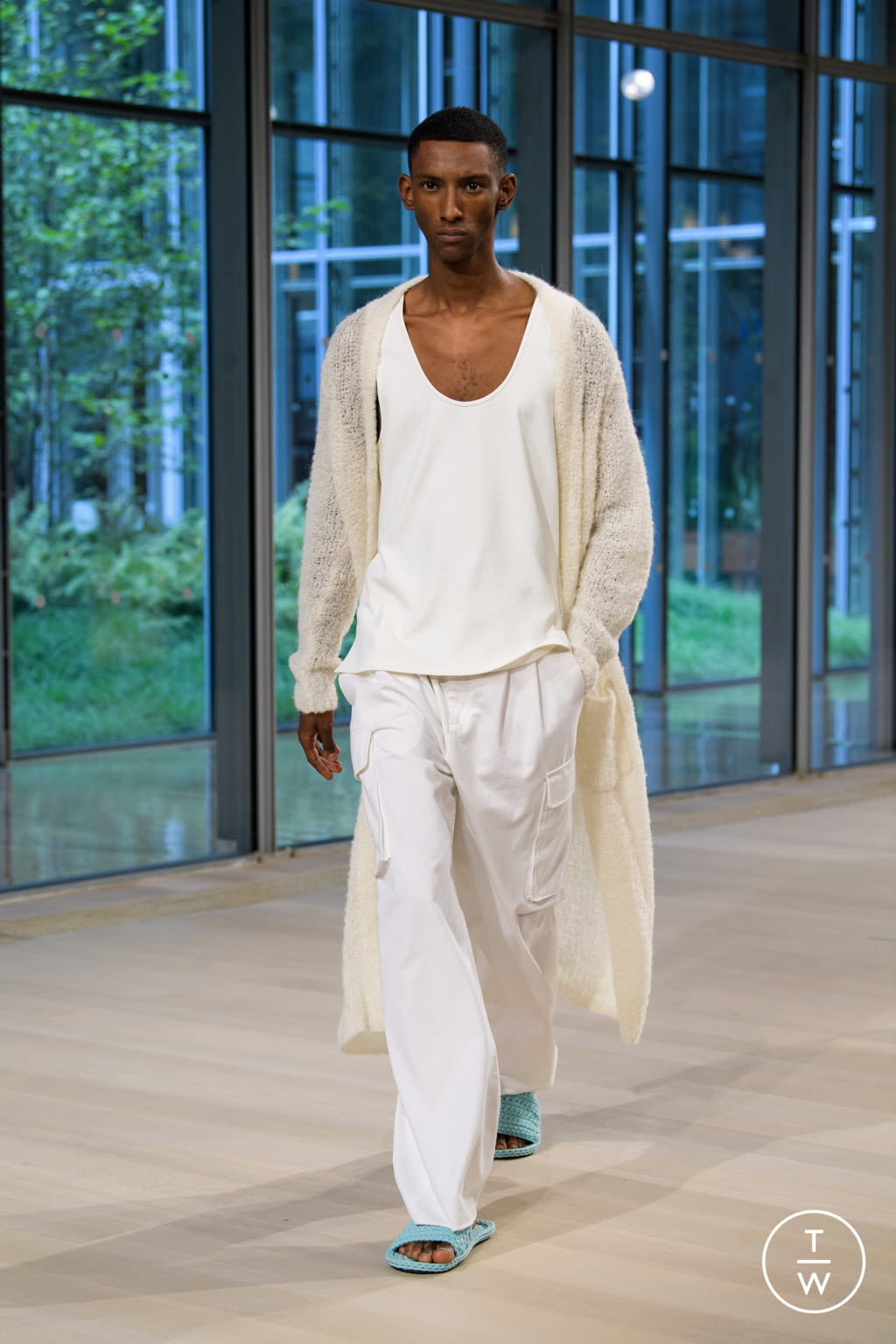 Fashion Week New York Spring/Summer 2020 look 18 from the Tibi collection womenswear