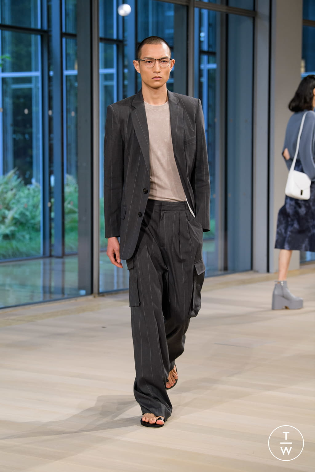 Fashion Week New York Spring/Summer 2020 look 20 from the Tibi collection womenswear