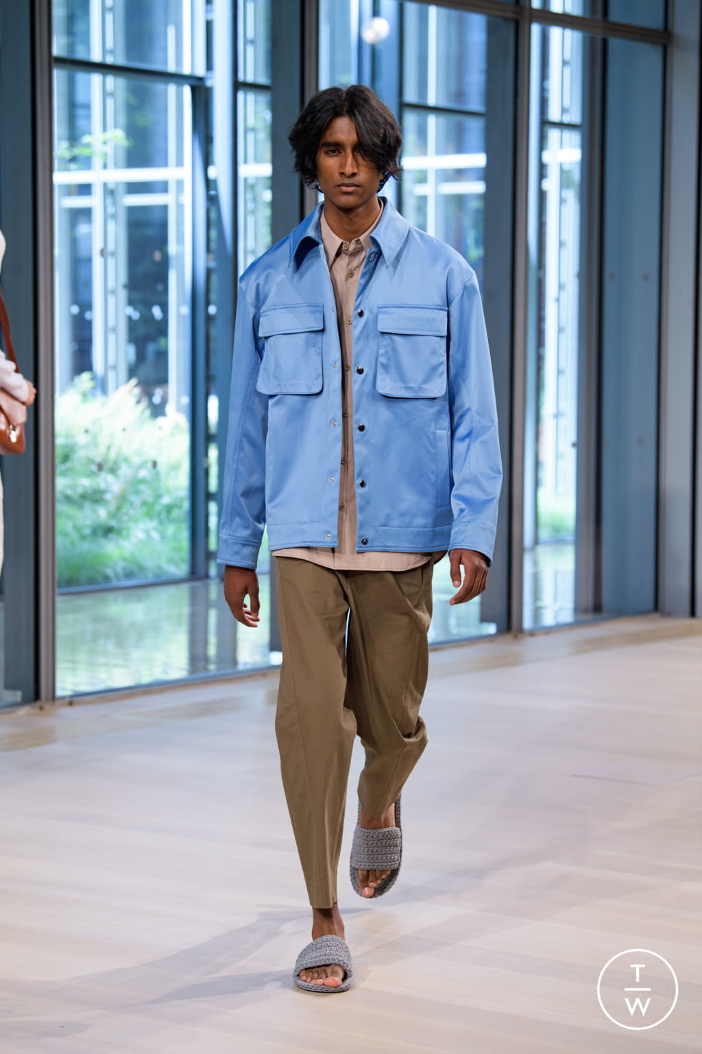 Fashion Week New York Spring/Summer 2020 look 23 from the Tibi collection womenswear
