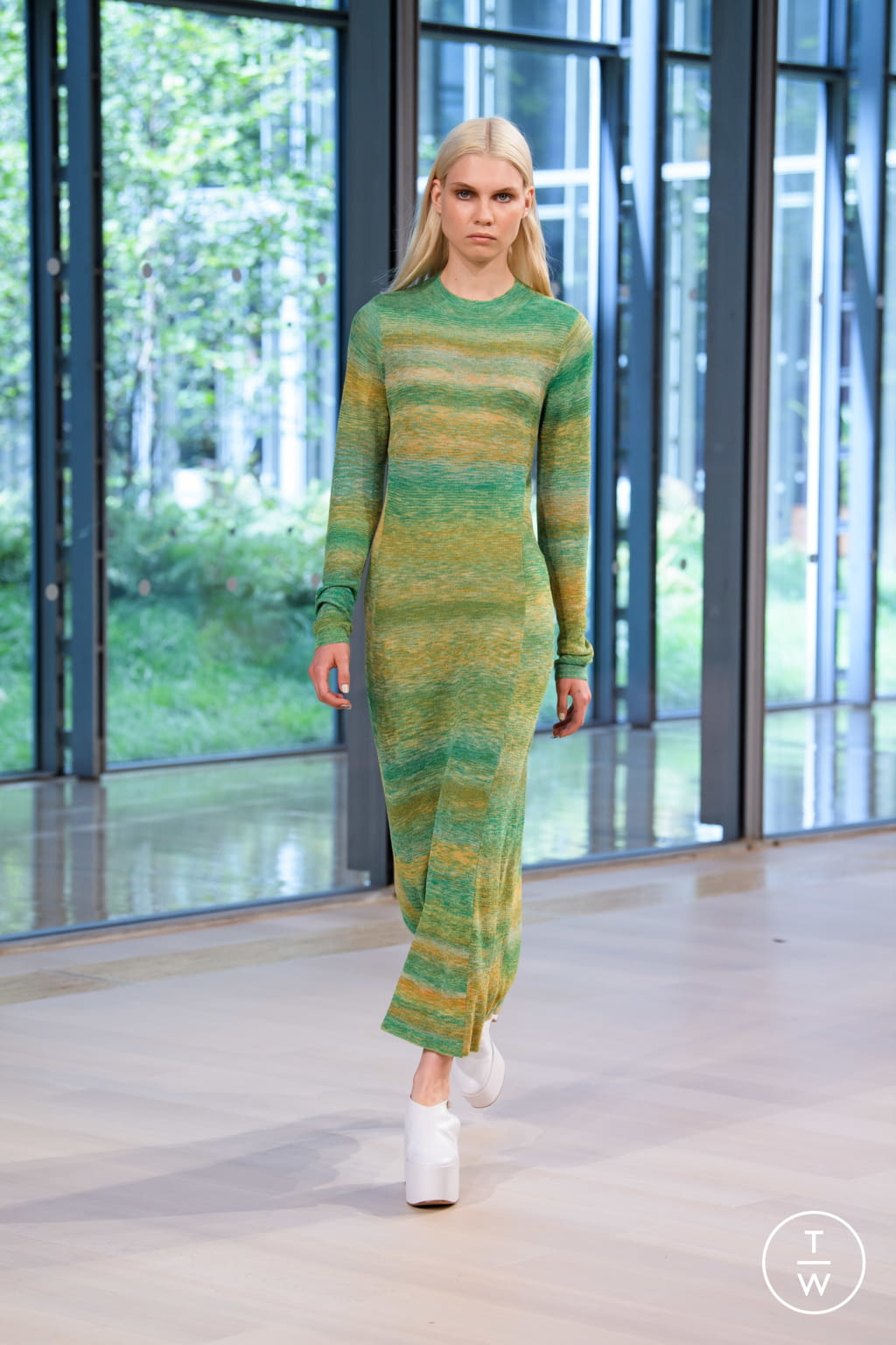 Fashion Week New York Spring/Summer 2020 look 25 from the Tibi collection womenswear