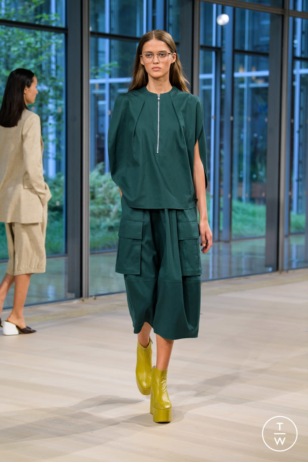 Fashion Week New York Spring/Summer 2020 look 26 from the Tibi collection womenswear