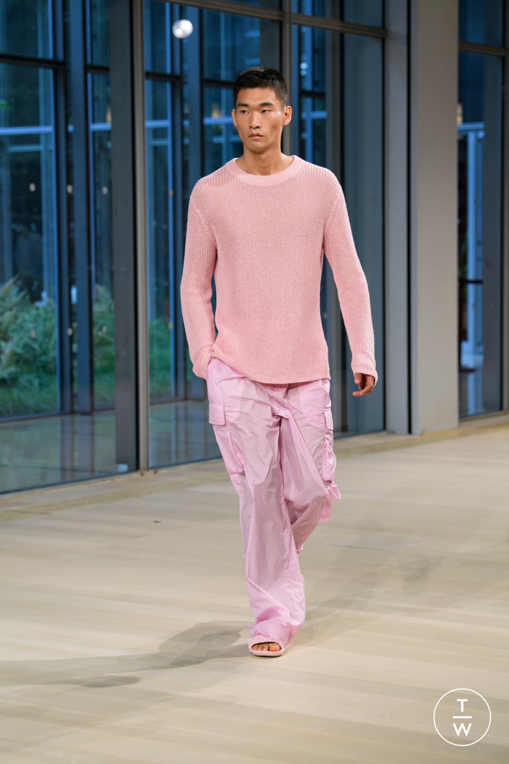 Fashion Week New York Spring/Summer 2020 look 29 from the Tibi collection 女装