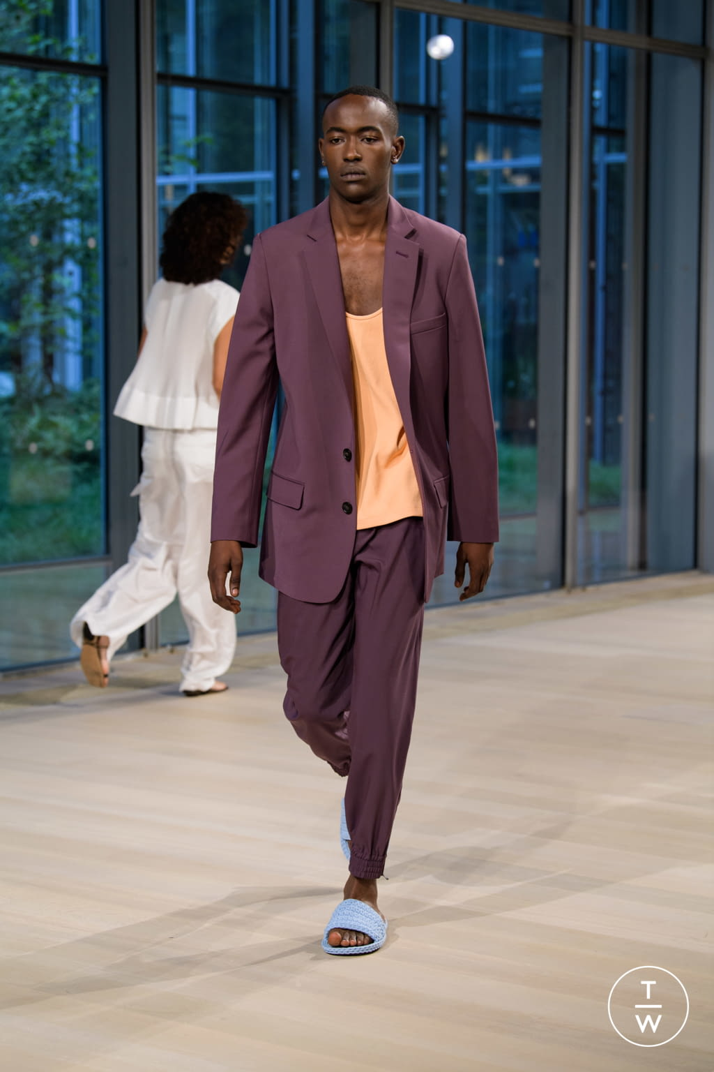 Fashion Week New York Spring/Summer 2020 look 31 from the Tibi collection womenswear