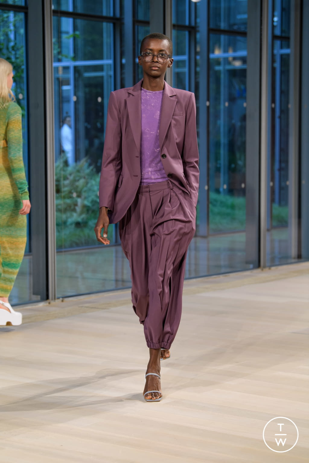 Fashion Week New York Spring/Summer 2020 look 32 from the Tibi collection 女装