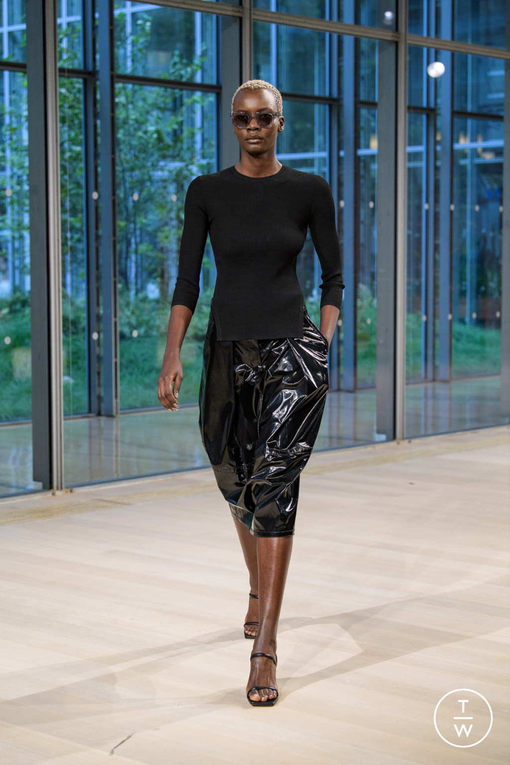 Fashion Week New York Spring/Summer 2020 look 35 from the Tibi collection 女装