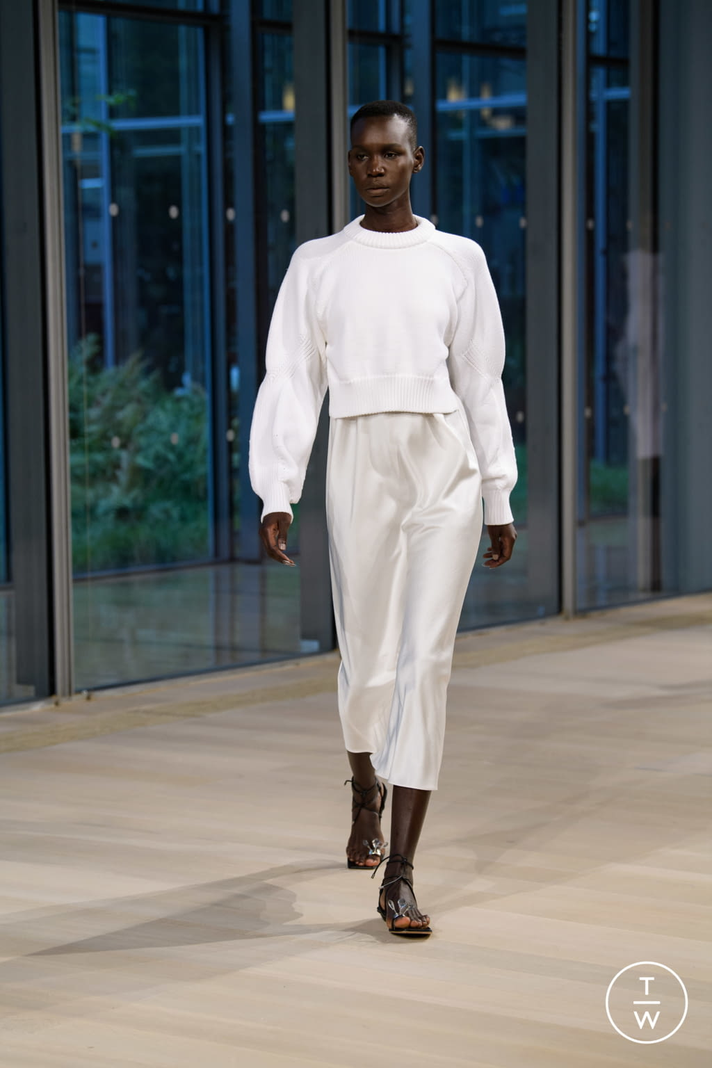 Fashion Week New York Spring/Summer 2020 look 37 from the Tibi collection womenswear