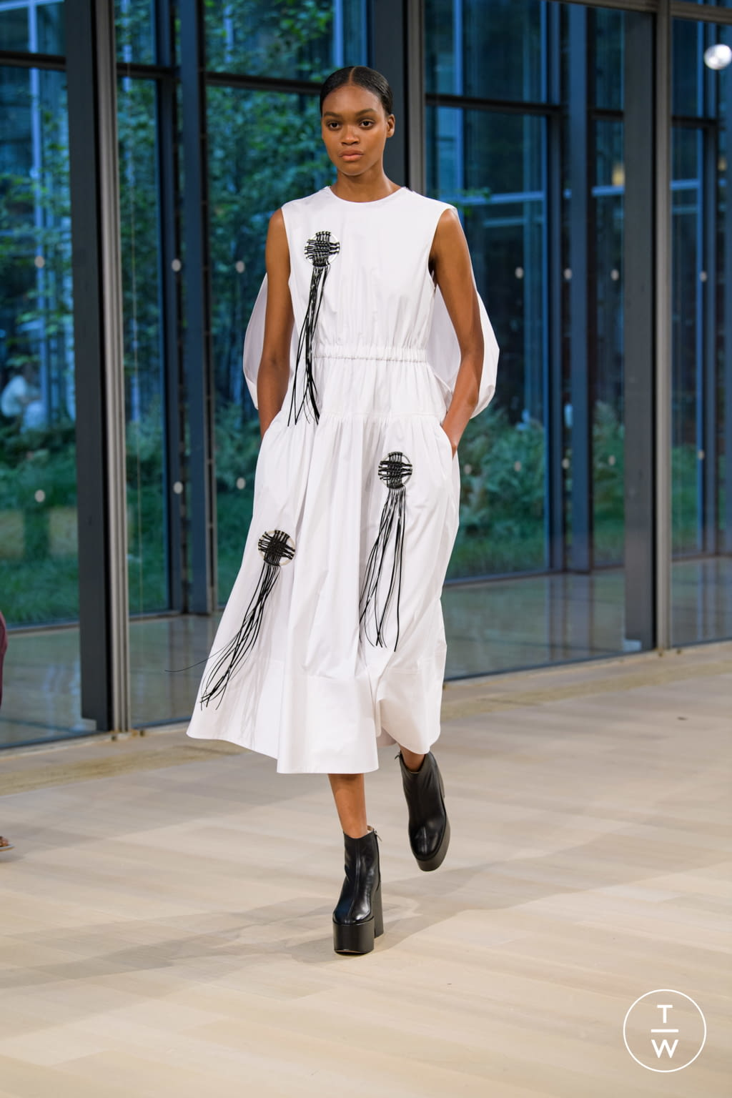 Fashion Week New York Spring/Summer 2020 look 39 de la collection Tibi womenswear