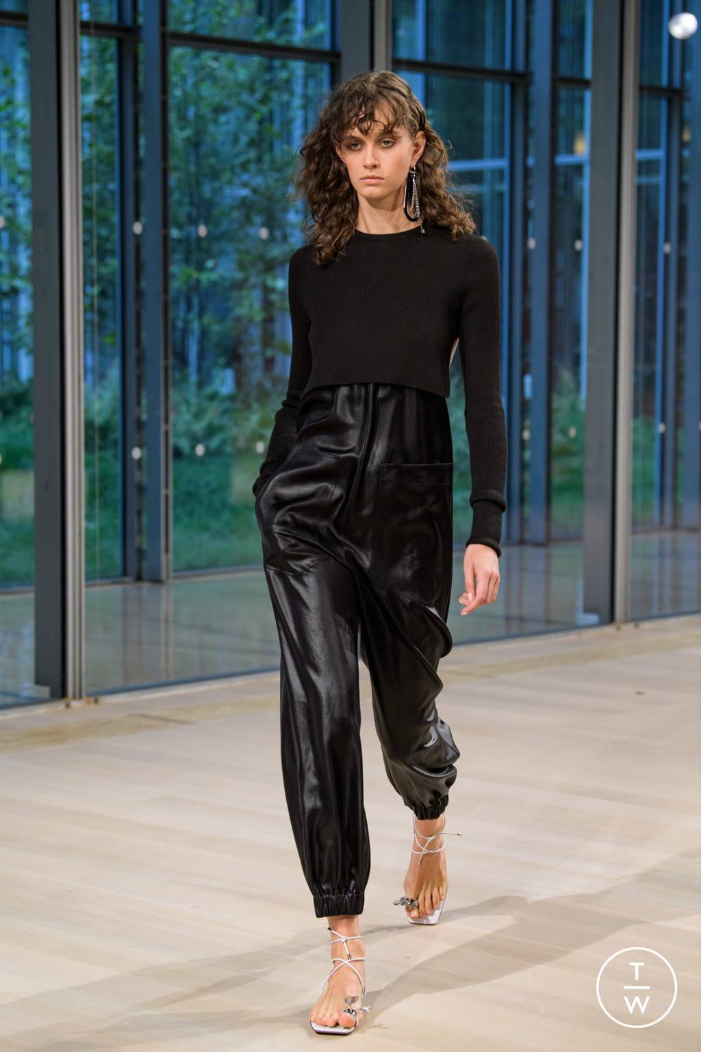 Fashion Week New York Spring/Summer 2020 look 38 from the Tibi collection womenswear