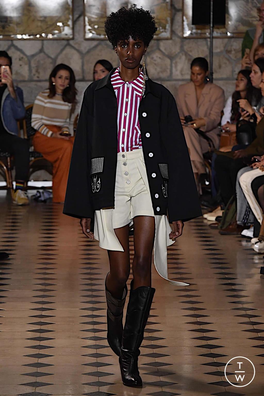 Fashion Week Paris Spring/Summer 2020 look 5 de la collection Victoria/tomas womenswear