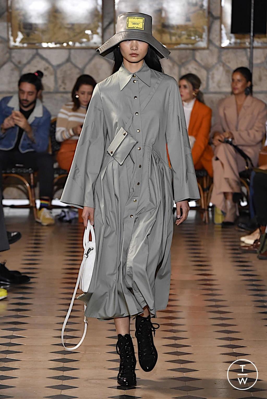 Fashion Week Paris Spring/Summer 2020 look 13 de la collection Victoria/tomas womenswear
