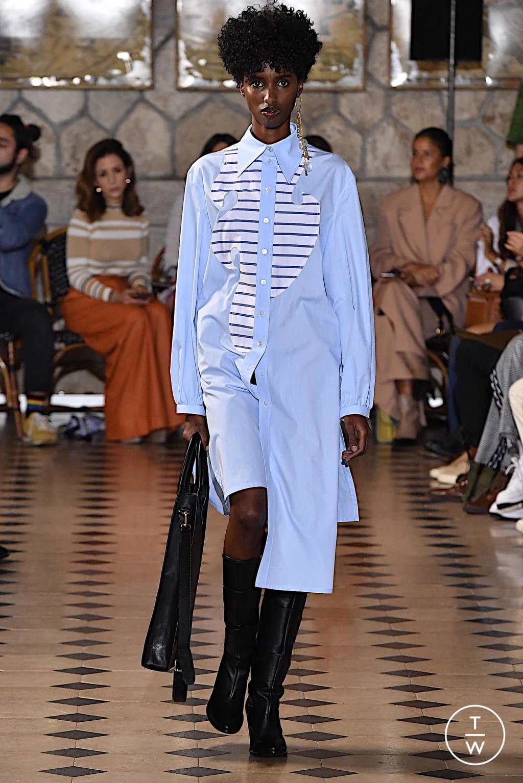 Fashion Week Paris Spring/Summer 2020 look 21 de la collection Victoria/tomas womenswear