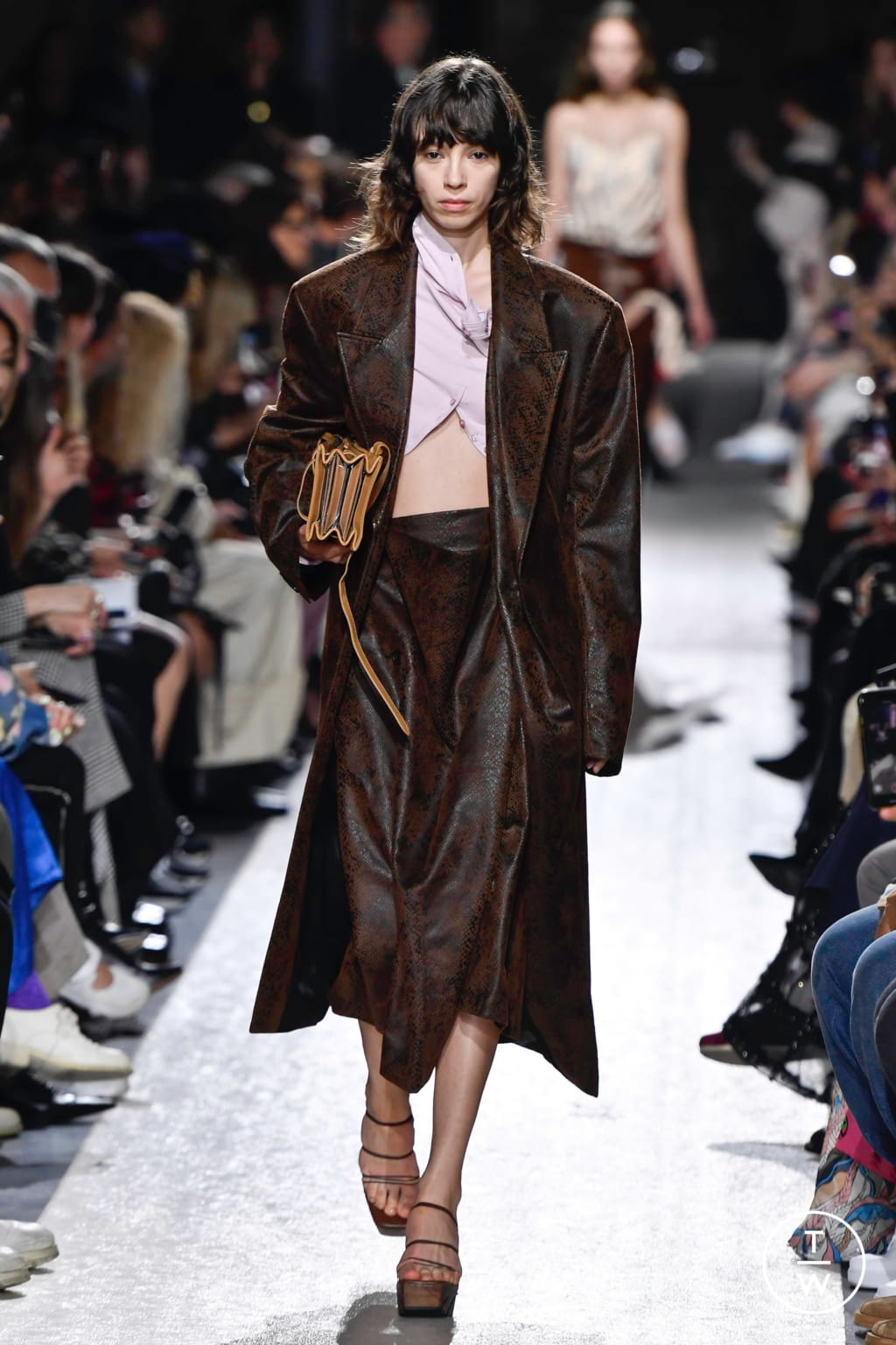 Fashion Week Paris Spring/Summer 2020 look 29 from the Y/PROJECT collection womenswear