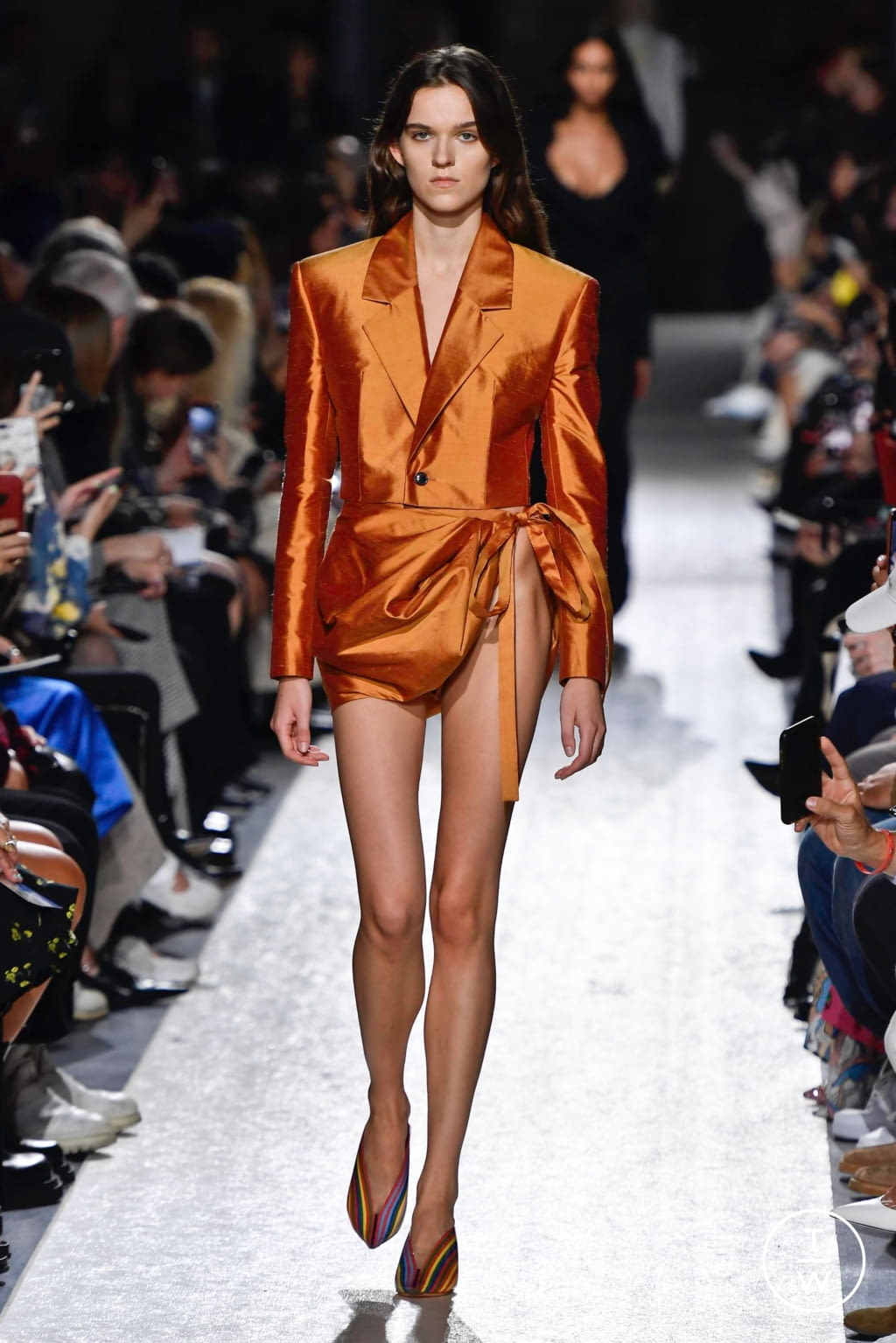 Fashion Week Paris Spring/Summer 2020 look 33 from the Y/PROJECT collection womenswear