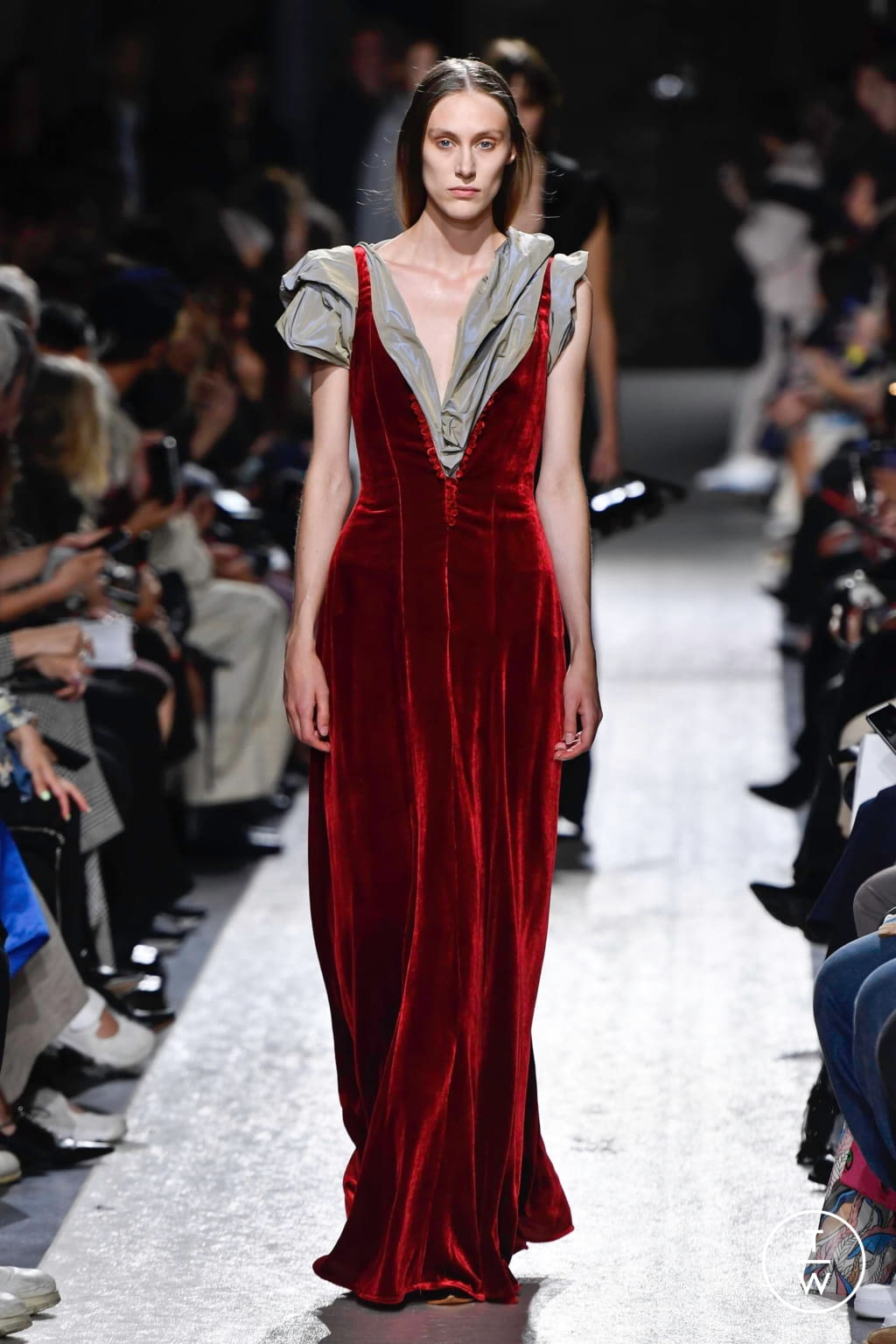 Fashion Week Paris Spring/Summer 2020 look 38 from the Y/PROJECT collection womenswear