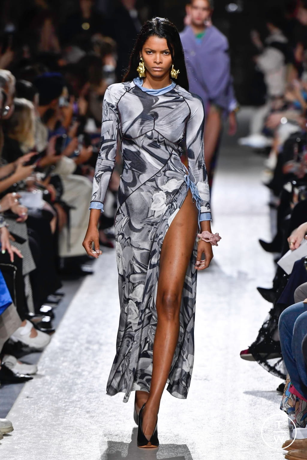 Fashion Week Paris Spring/Summer 2020 look 49 from the Y/PROJECT collection womenswear