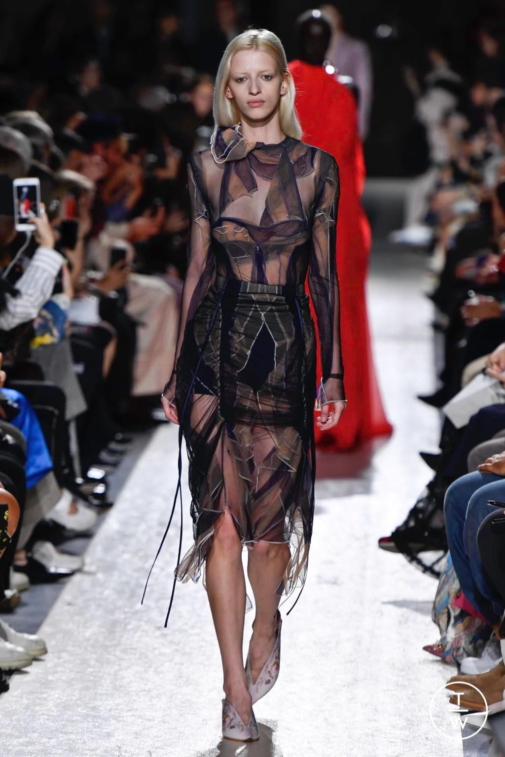 Fashion Week Paris Spring/Summer 2020 look 43 de la collection Y/PROJECT womenswear