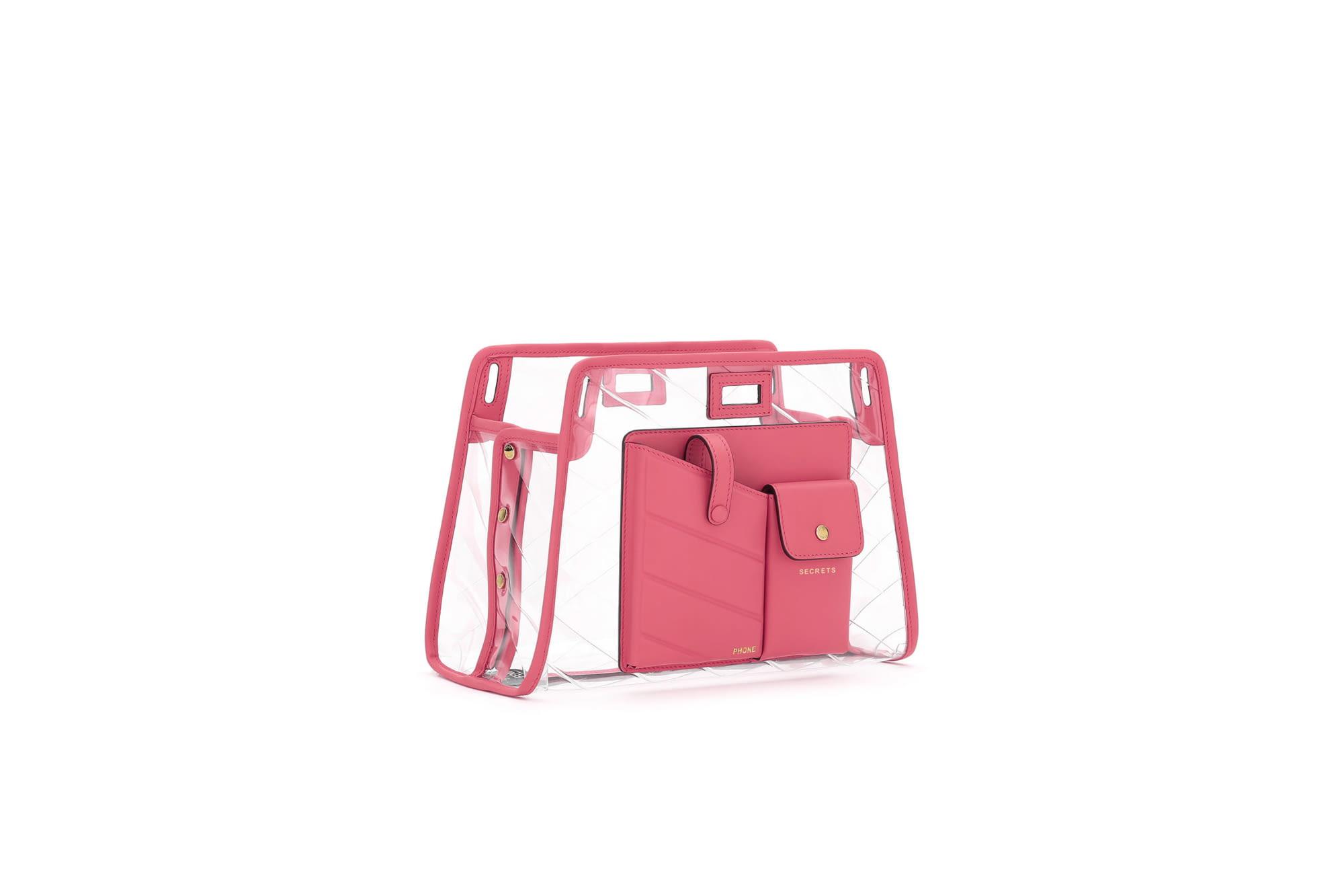 Delicato Colore Viola Pallido fendi s/s19 womenswear accessories #5 - the fashion search