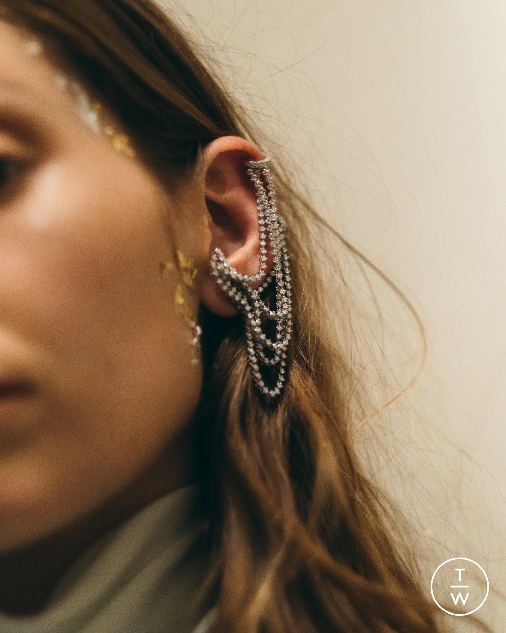 Tappezzeria Trompe L Oeil dauphin fw20 womenswear accessories #61 - the fashion search
