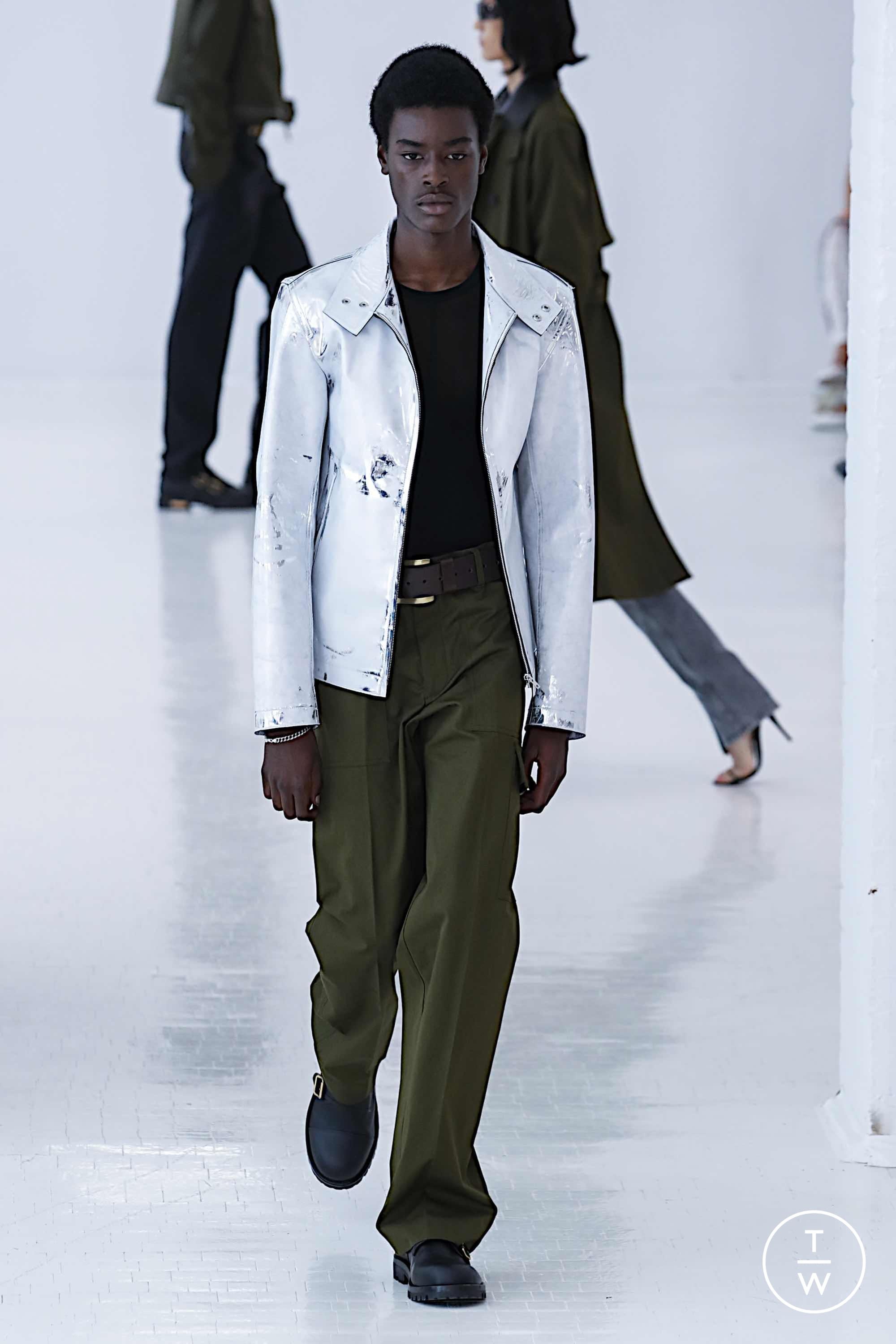 New Look Skinny Dogtooth Pantaloni Completo Uomo