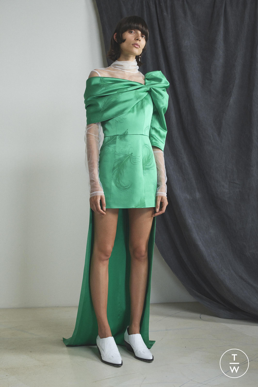 Queen of Cases Christmas Tree Sleeveless Flared Skater Dress Green